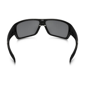 Oakley Turbine Rotor ghost text/black iridium